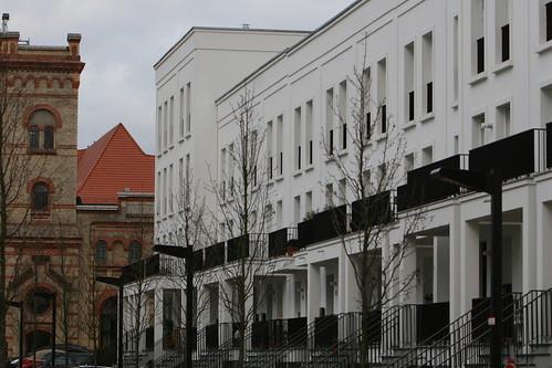 Am Friedrichshain im Prenzlauer Berg - Vorbild für weitere Townhouse Projekte