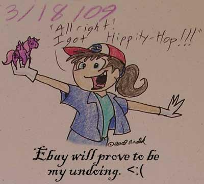 3.18.09 - Hippity Hop Hooray!