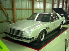 1980 Dodge Mirada Magnum Concept Car (splattergraphics) Tags: dodge mopar 1980 mirada carlisle carshow magnum conceptcar jbody carlisleallchryslernationals