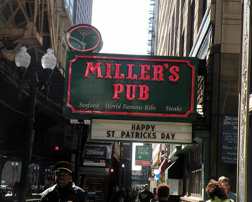 Miller's Pub, Chicago