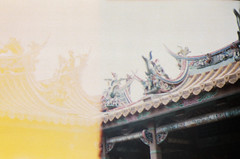 _ (eliot.) Tags: film temple fuji minolta hsinchu taiwan eliot 1835 happytogether xtra400  himatic7s
