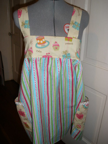 Lilly Apron - Birthday