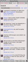 unicorns pooping - my DestroyTwitter theme