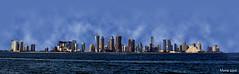 Doha-Cornich-Panorama (Mona {  }) Tags: panorama mona development doha qatar     cornich     monaqatar   dohadevelopment dohapanorama cornichpanorama qatarpanorama qatarflourish