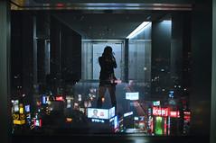 Shinjuku is all mine (Clark Tanaka) Tags: japan tokyo nikon shinjuku 東京 夜景 新宿 ビル d300 高層ビル afsdxnikkor35mmf18g みのさん