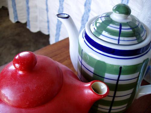 teapot tops