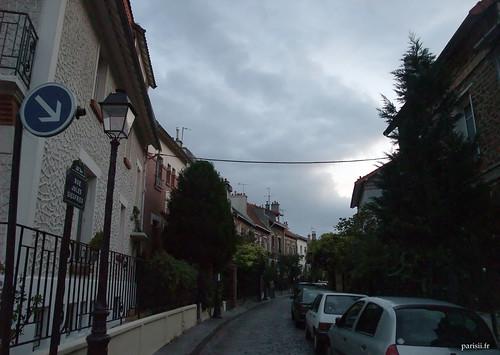 Rue Jules Siegfried, à Paris. Oui oui, Paris.