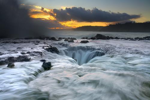 Maelstrom #3 -Kauai, Hawaii