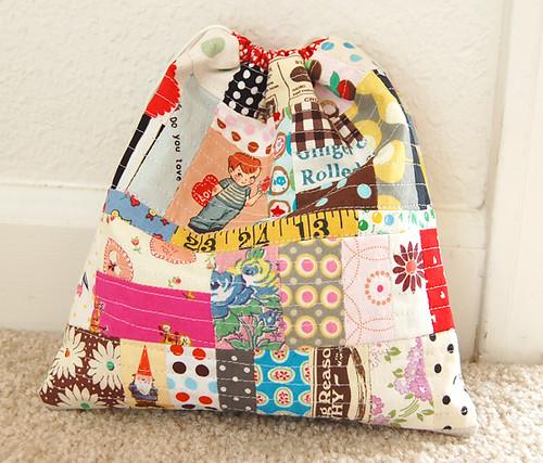 scrappy bag