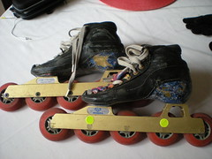 My Old Bont Skates