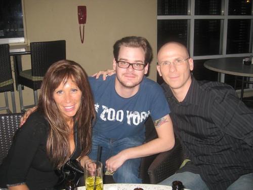 Missy Ward, Michael Streko & Brent Custoras