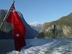 Milford Sound  (Wisemancat) Tags: travel newzealand christchurch nature southisland milfordsound doubtfulsound mountcook phography