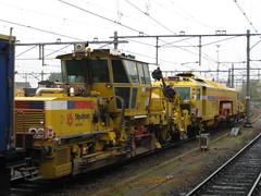 strukton # 3 (giedje2200loc) Tags: railroad train work rail trains mow infra railfan treinen railfanning spotten strukton
