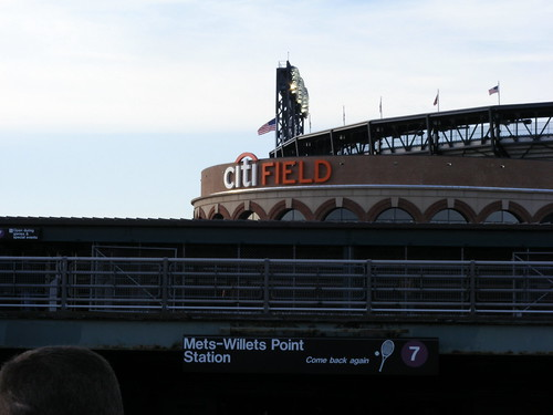 Citifield, Mets Willets Point Station