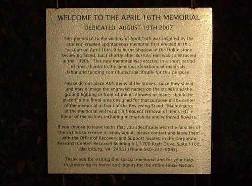 04-16-2007 Memorial