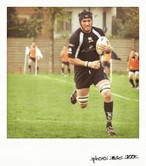 (.:NicolaFerrari:.) Tags: italy sport rugby olympus zuiko piacenza 43 lyons mirano fourthirds photomac quattroterzi e520 nicolaferrari bancafarneselyons