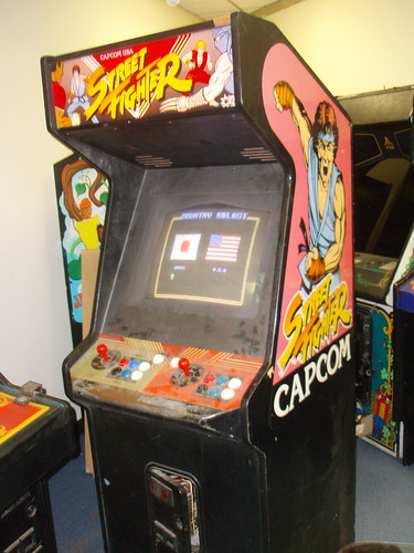 Sf Street Cleaning >> SoCal: Street Fighter 1 - KLOV/VAPS Coin-op Videogame ...