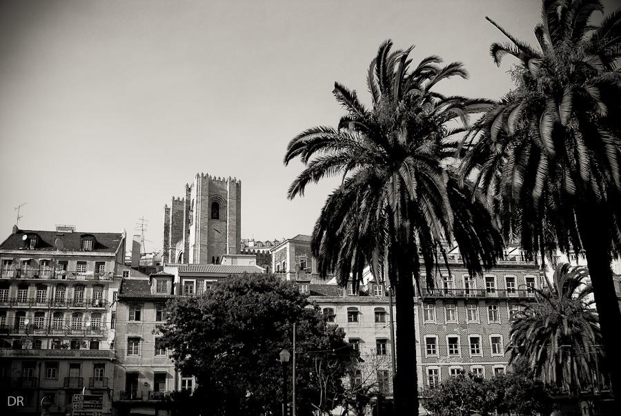 Por Lisboa... Lembrando um passado distante