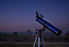 Telescope by Ryan Wick, on Flickr