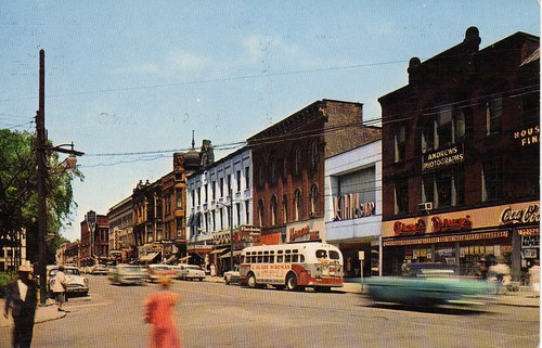 Warren (OH) United States  city photo : Park Avenue, Warren, Ohio, circa 1960's by Downtown Warren History