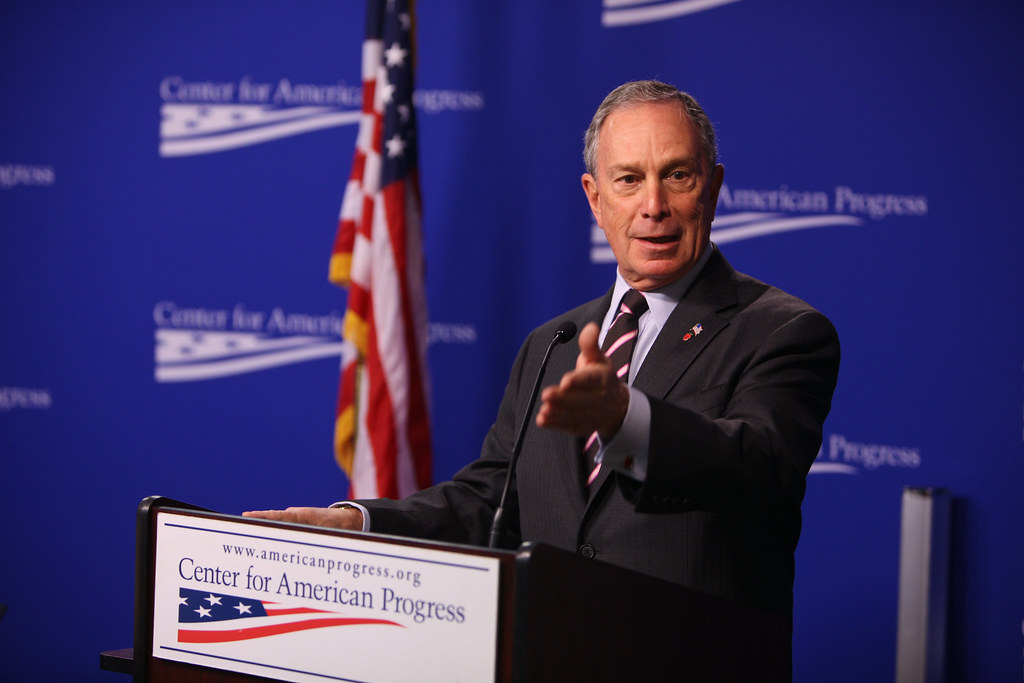 Michael Bloomberg by Center for American Progress, on Flickr