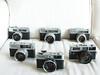 DSCF1559 (leicauberalles) Tags: camera classic vintage minolta 14 7 rangefinder ii e 70s yashica petri lynx sii computor