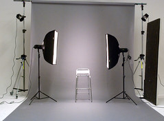 Cover setup shot (Photosmudger) Tags: lighting portrait london magazine studio flash poker cover setup behindthescenes softbox strobe lightroom bowens flashgun alienbees strobist neilchanning