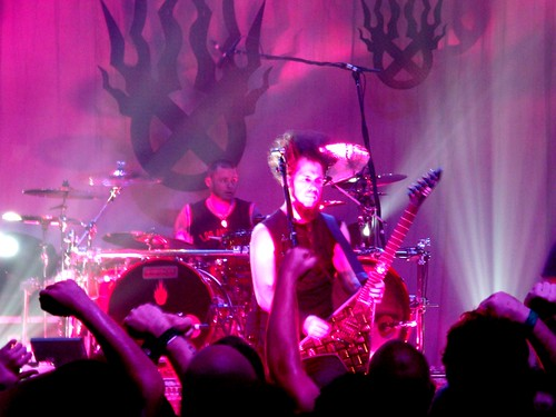 Wayne Static Tera Wray. Static-X middot; Wayne Static