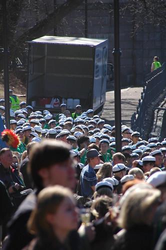Vappu Tampereella 2009
