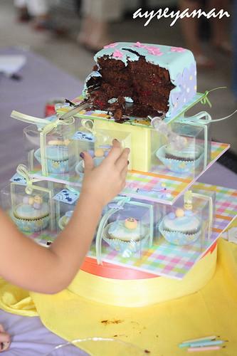 Cupcake Tower- Cupcake Kulesi