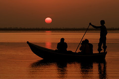 Sun Set (deepshah2) Tags: digitalcameraclub theunforgettablepictures 100commentgroup peregrino27newvision