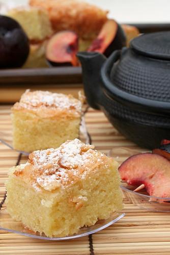 Pur Gâteau aux Amandes à la Croûte Craquante -