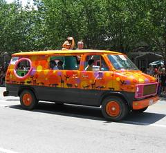 Savannah (dadadreams (Michelle Lanter)) Tags: houston artcarparade 2009artcarparade