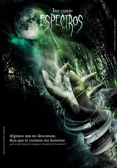 espectros (Wilson Cceres ) Tags: new color green photoshop work dark ian death book design colombia university graphic currie bucaramanga udi gosth espectros adove