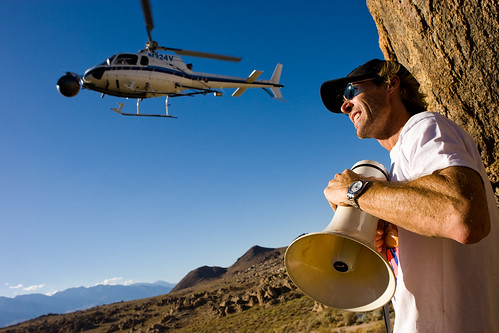 Michael Bay helicóptero Transformers