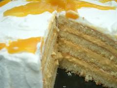 mango mousse cake 2