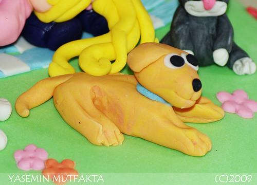 Surpriz Pasta (Dog) / Surprise Cake (Dog)