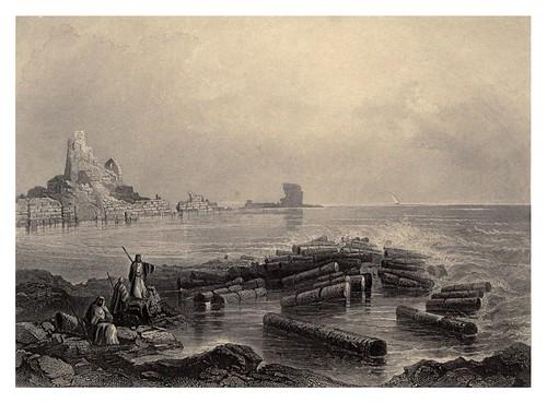 001-Cesarea-Bartlett, W. H. 1840-1850