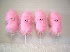 cotton candy group (scrumptiousdelight) Tags: pink food stuffedtoy cute london art fur toy gallery candy fluffy plush kawaii cottoncandy miles candyfloss plushtoy