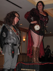 IMG_0354 (BayCon Photos) Tags: auction saturday klingon baycon2009