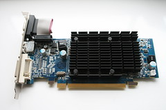 Sapphire ATI Radeon HD 4550 GPU - by William Hook