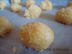 Biscotti al cocco crudi