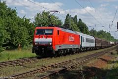 189 071-4 in Oberhausen-Holten (CargoFighter) Tags: br 189 railion emmerich br189 kijfhoek oberhausenholten es64f4 1890714