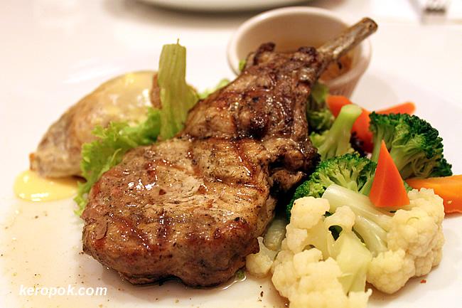 Kurobuta Pork Chop