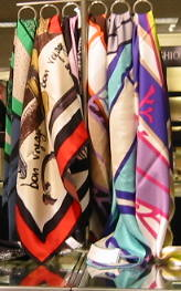 scarves-with-multi-colored-print1