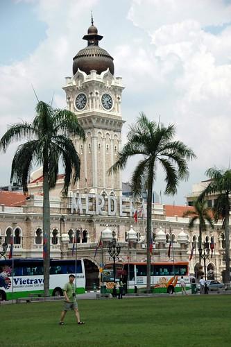 Palms at Merdeka Square