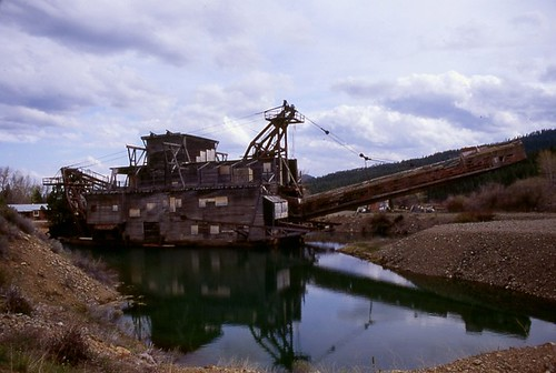 Sumpter Valley Gold Dredge