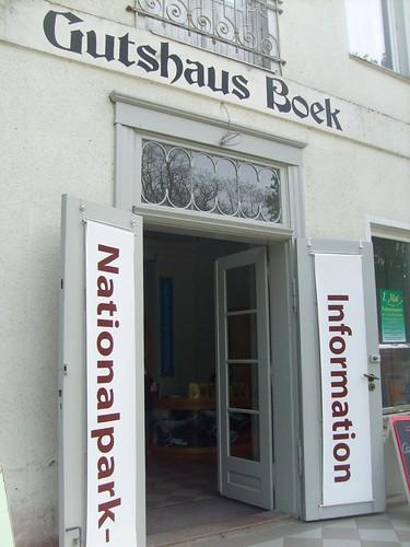 Gutshaus Boek