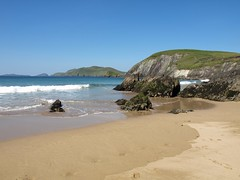 046. Coumeenoole Beach. (Thomas Salgado) Tags: ireland dingle dinglepeninsula sleahead e510 blasketislands coumeenoole olympuse510