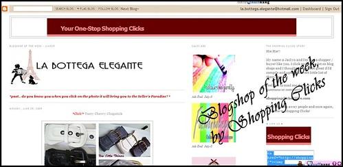Shopping Clicks